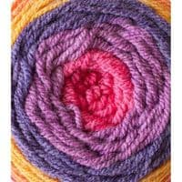 Caron Cakes Aran Knitting Crochet Wool Yarn 200g - 17018 Funfetti